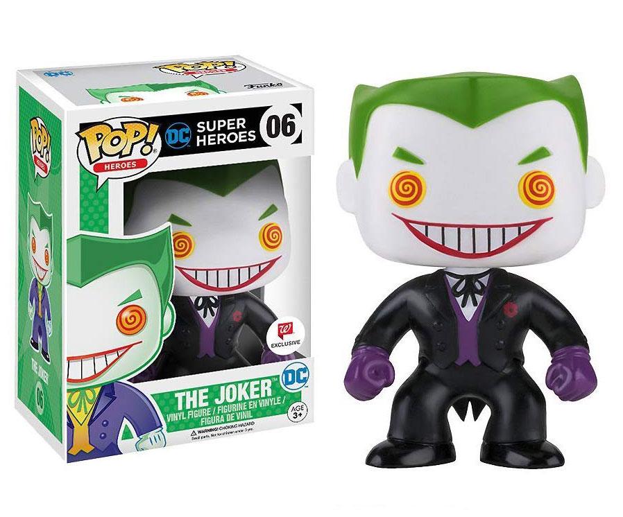 Muñeco Joker de Funko Pop