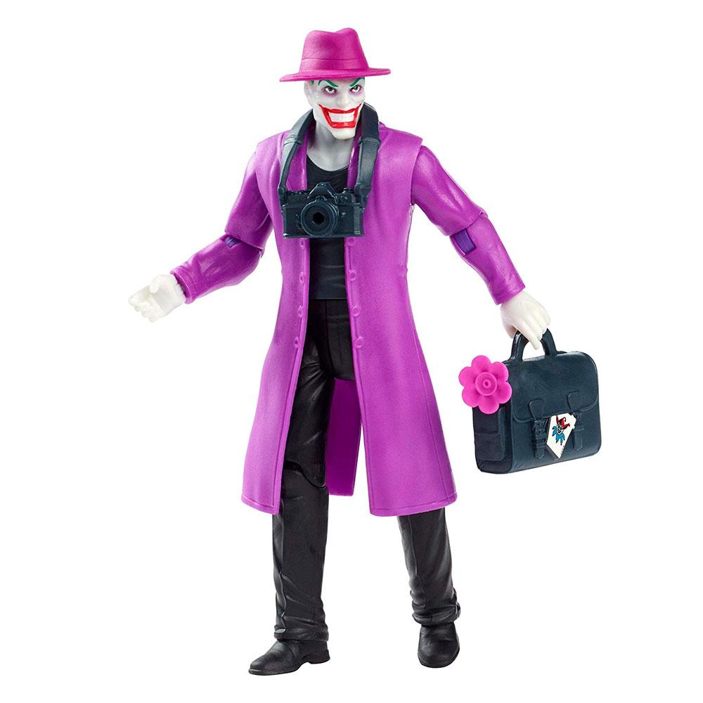 Muñeco Joker de Batman Missions