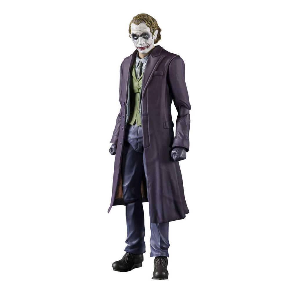 Muñeco Joker Heath Ledger de Bandai