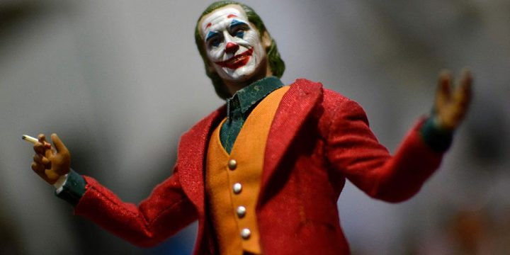 Muñeco del Joker (Joaquin Phoenix) por Oldboy CTTS