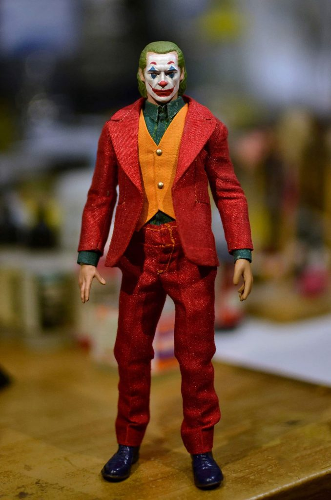 Muñeco de Joker Guasón Joaquin Phoenix