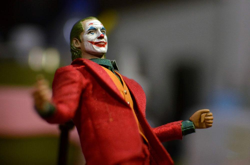 Muñeco del Joker 2019 Joaquin Phoenix
