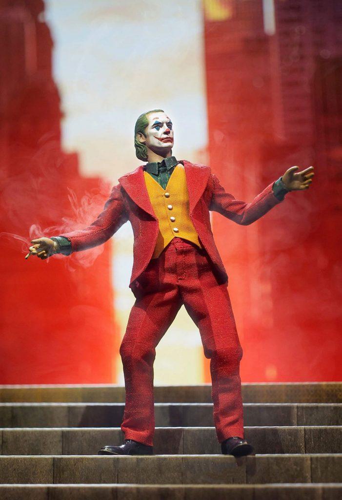 Muñeco Joker Oldboy