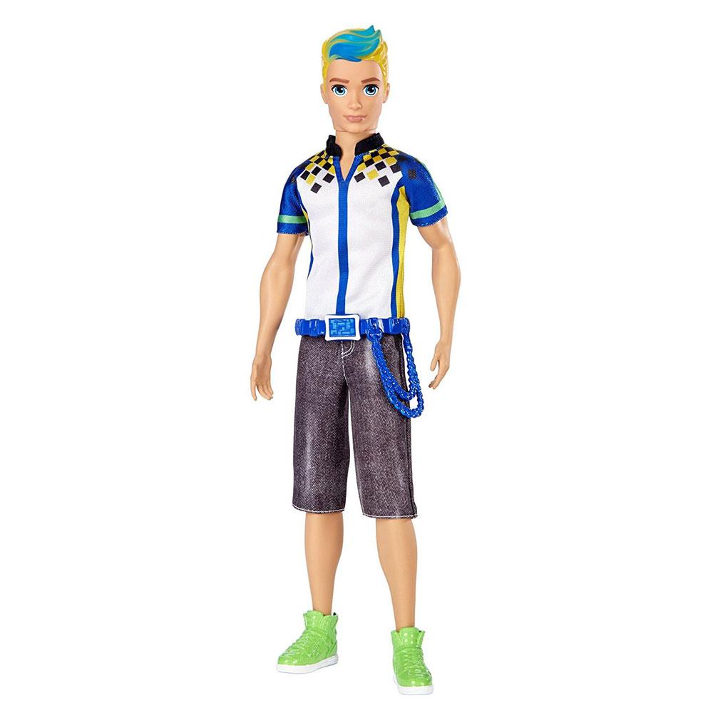 Muñeco de Ken Video Game Hero