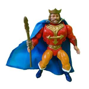 Muñeco de King Randor de He-Man MOTU vintage