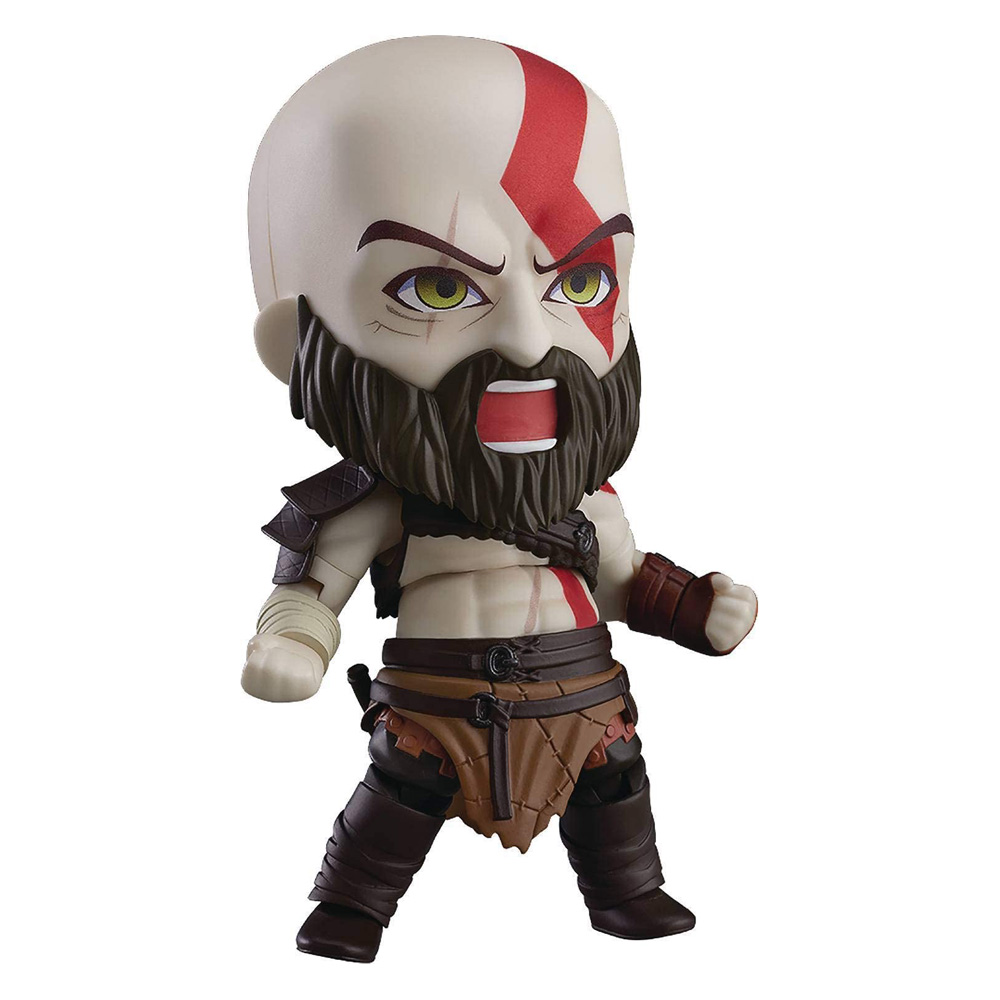 Muñeco de Kratos God of War Nendoroid