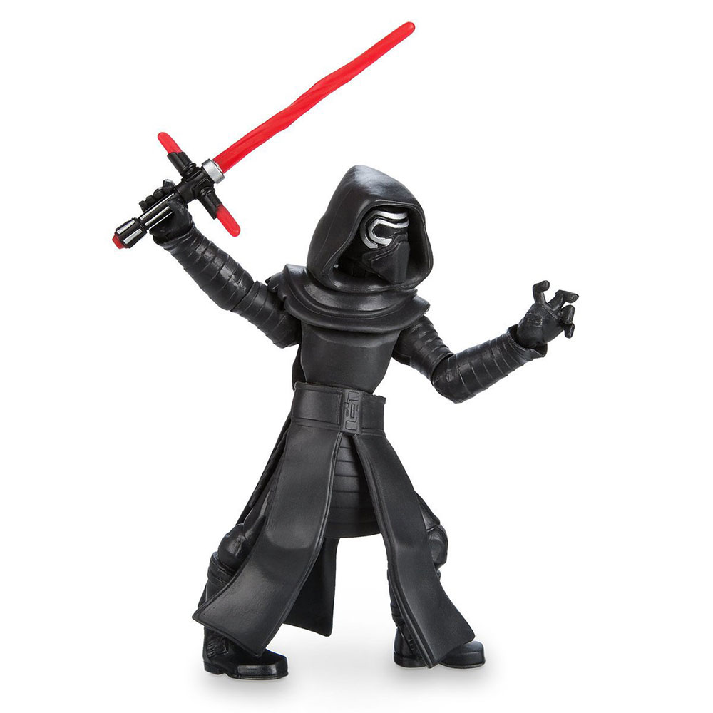 Muñeco de Kylo Ren Star Wars Toybox