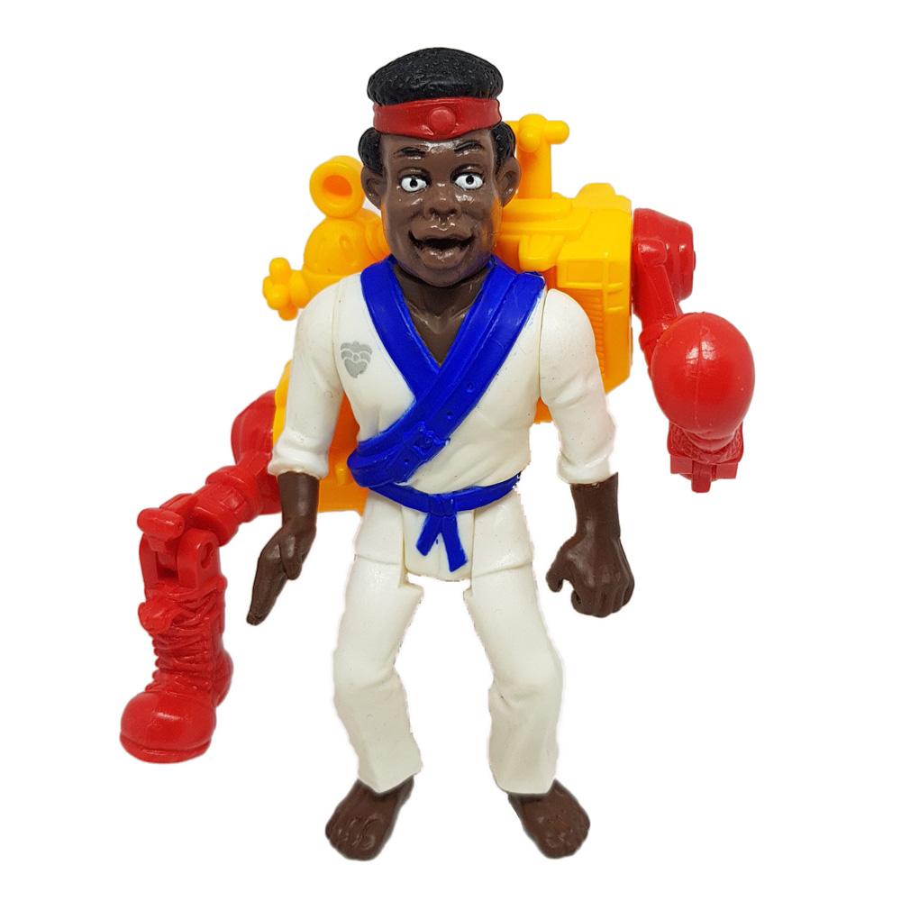 Muñeco Karate Larvell Jones Locademia de Policía
