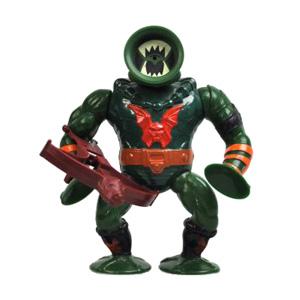 Muñeco de Leech He-Man MOTU vintage