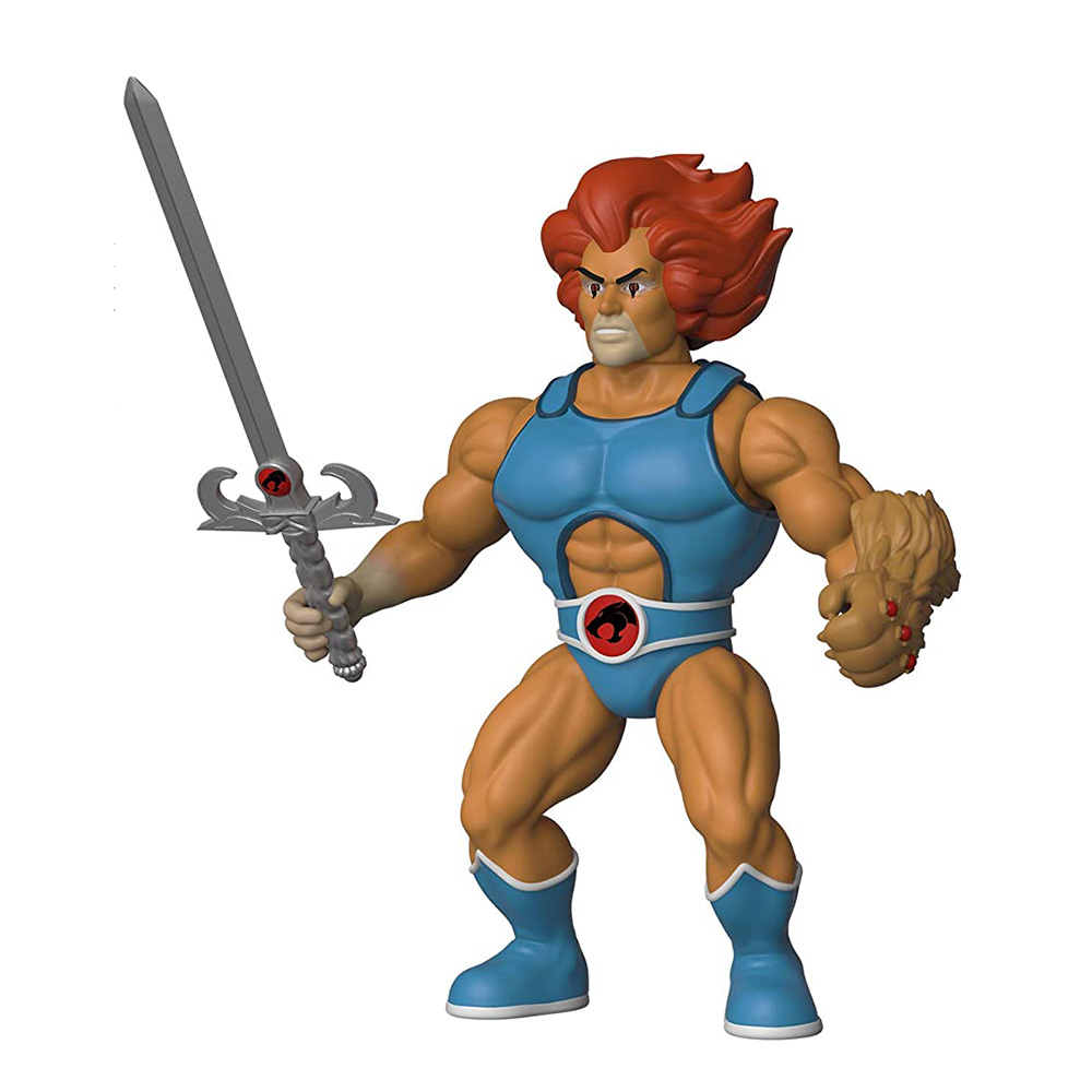Muñeco de Lion-O Thundercats Savage World