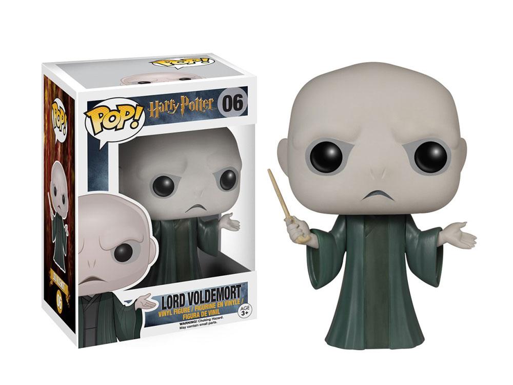 Muñeco de Lord Voldemort Funko Pop