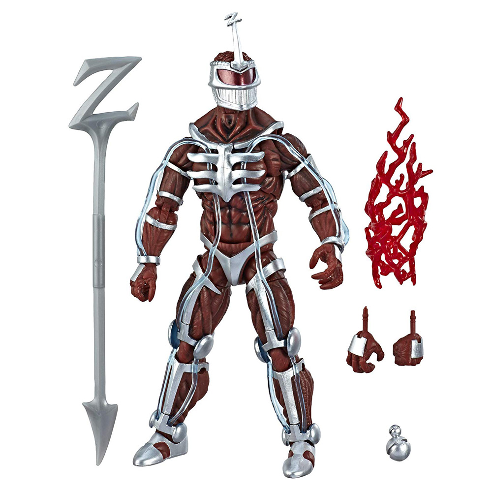 Muñeco Lord Zedd