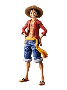 Muñeco de Luffy de One Piece