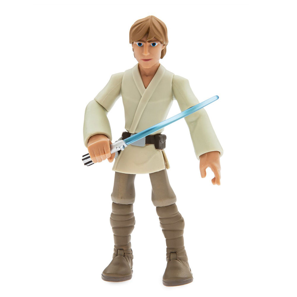 Muñeco de Luke Skywalker Star Wars Toybox