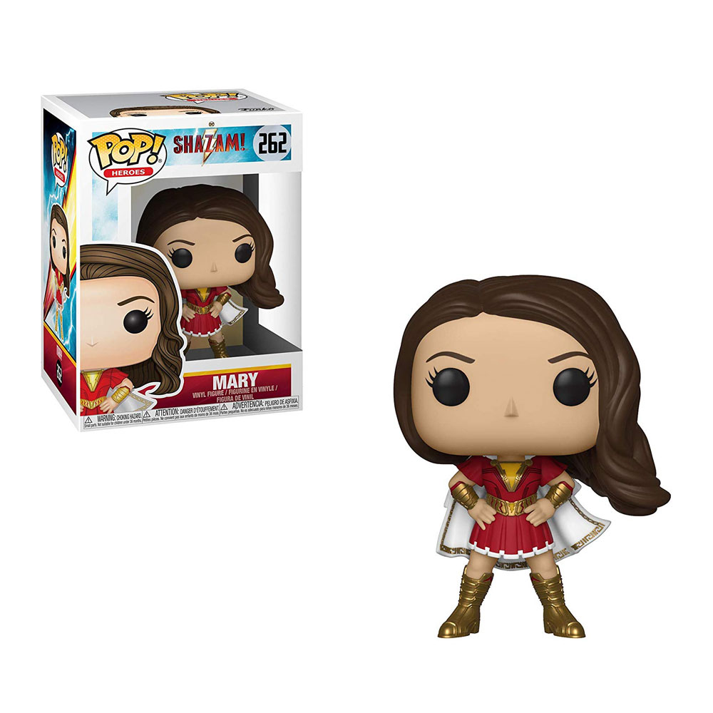Muñeco de Mary Shazam Funko Pop