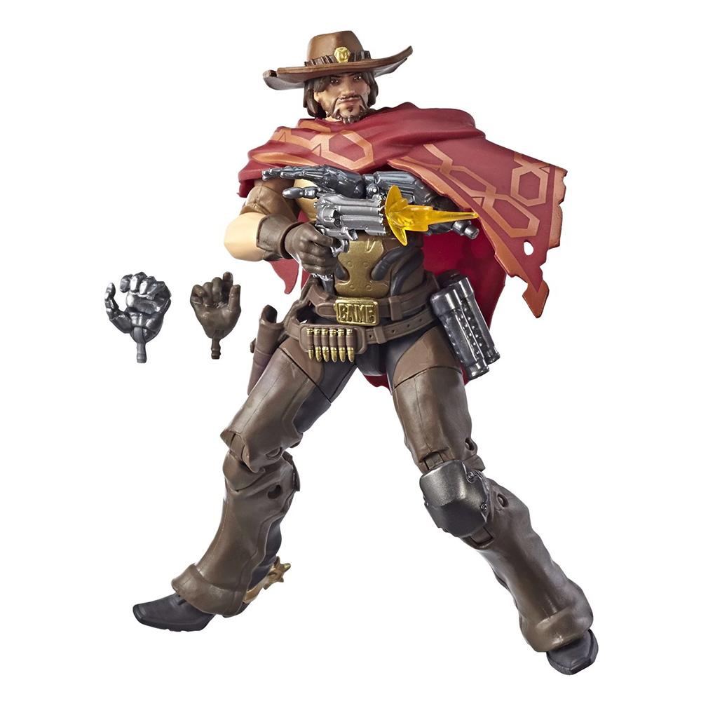 Muñeco de McCree Overwatch Ultimates