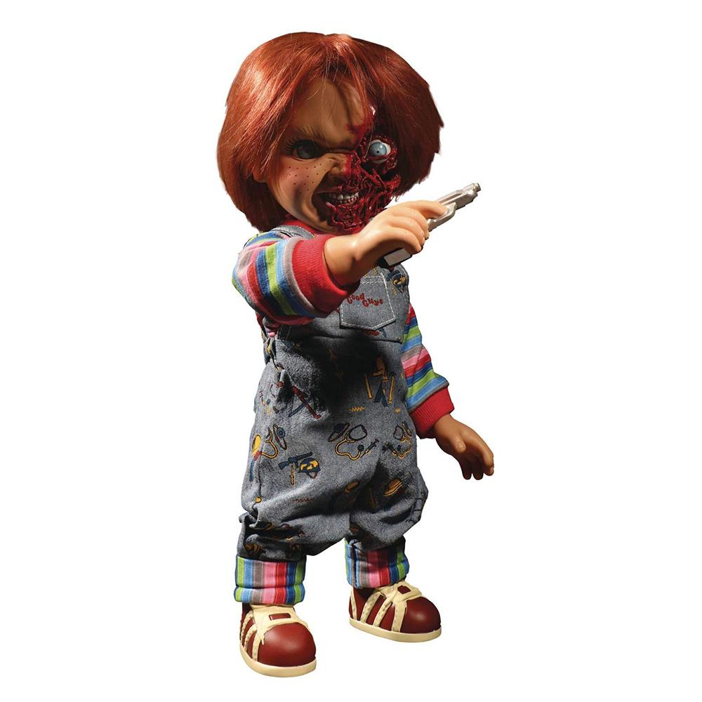 Muñeco de Chucky Child's Play 3 de Mezco