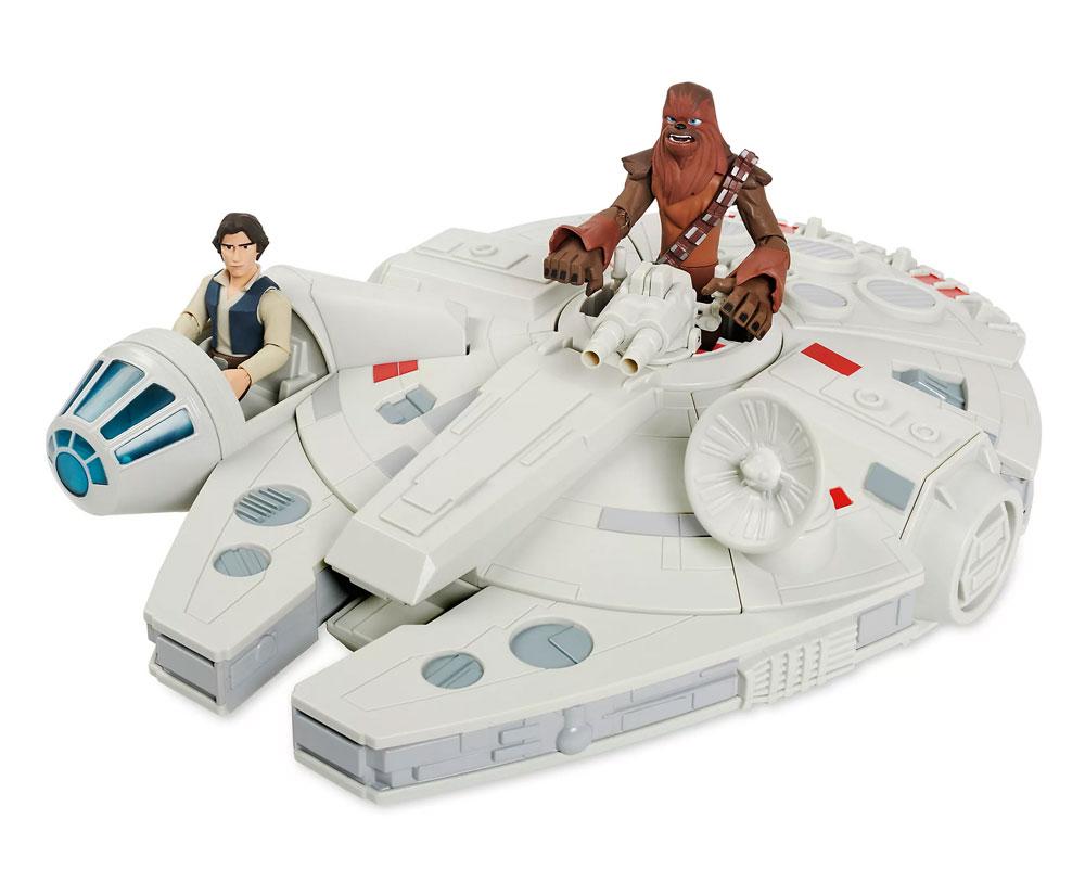 Millennium Falcon Star Wars Toybox
