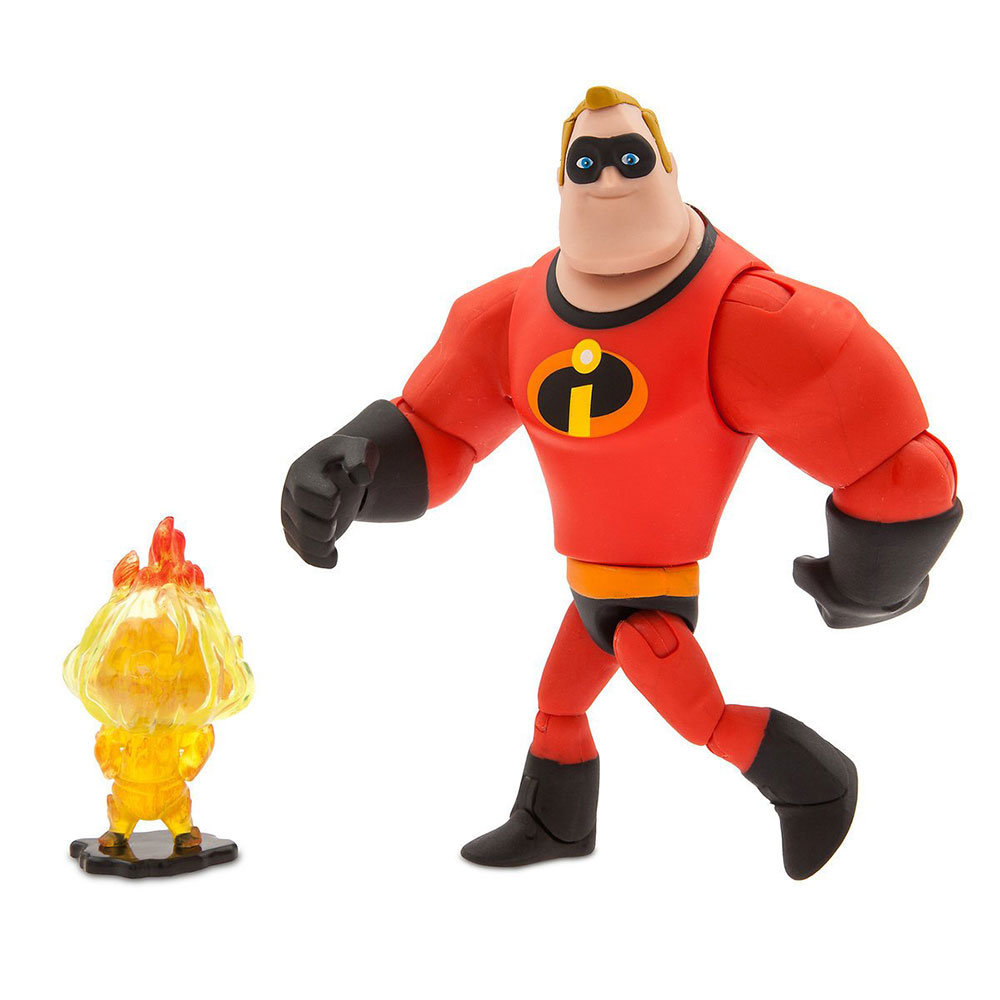 Muñeco de Mr. Incredible Toybox