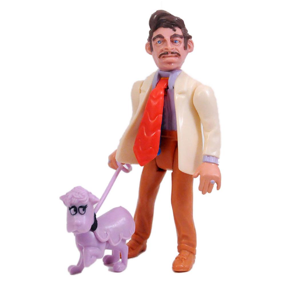 Muñeco de Mr. Sleaze Locademia de Policía