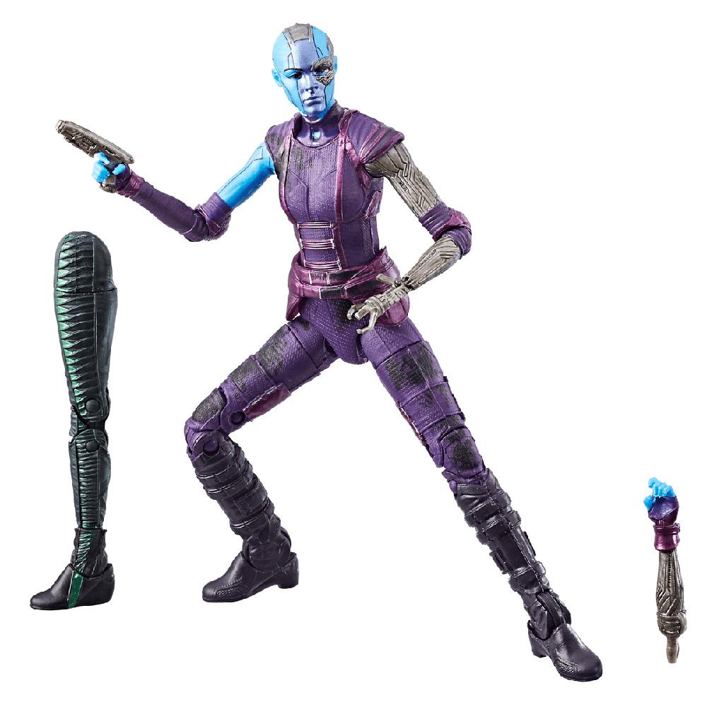 Muñeco de Nebula Marvel Legends
