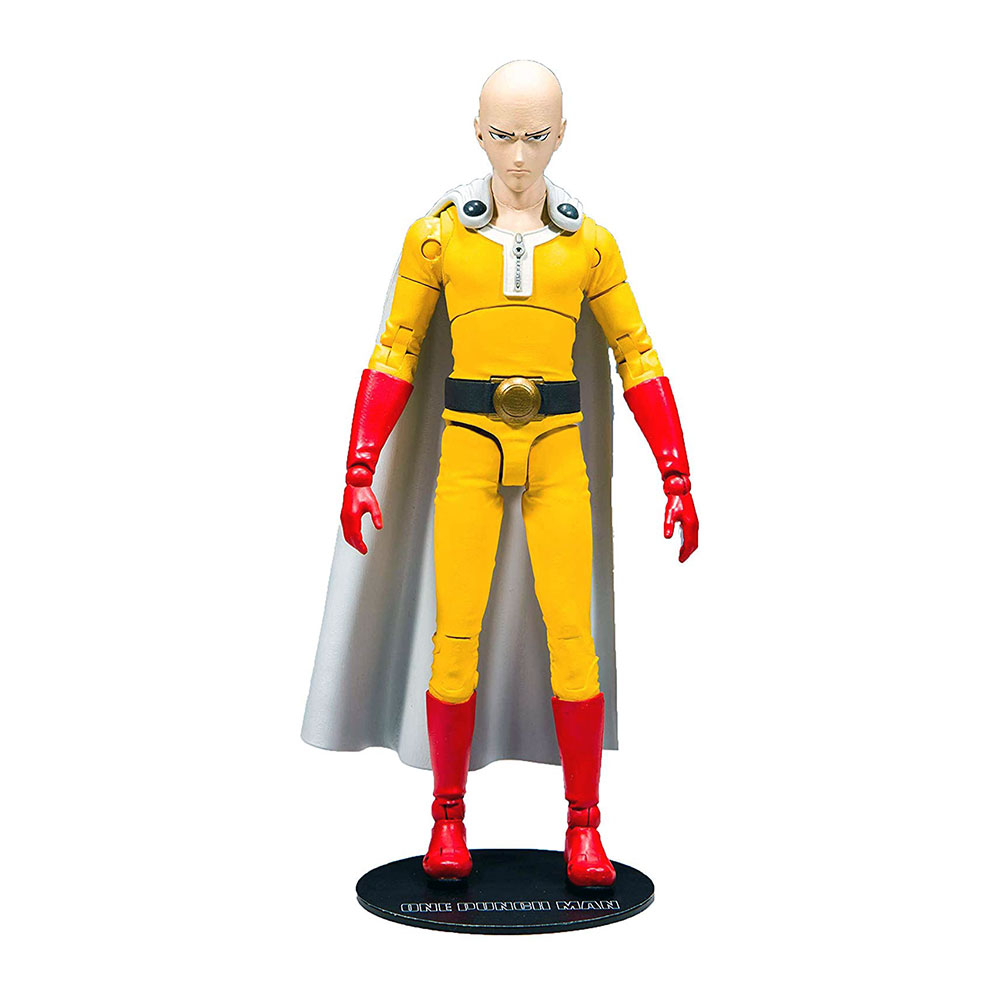 Muñeco One Punch Man de McFarlane