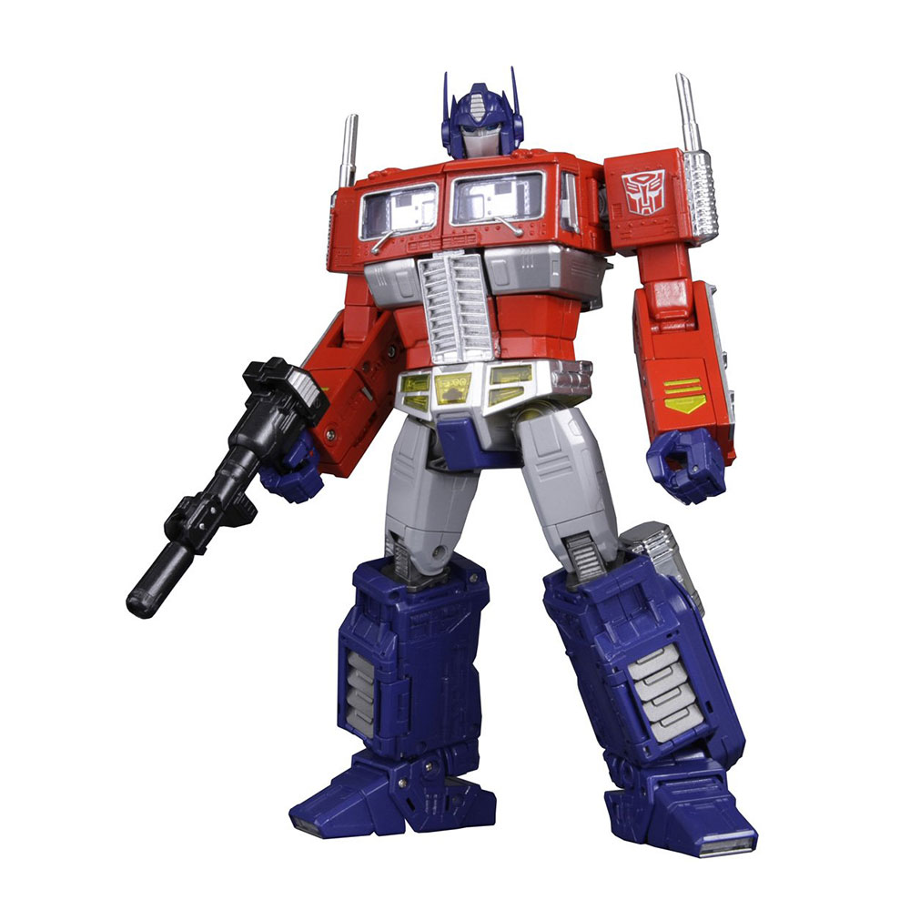 Muñeco Optimus Prime Masterpiece de Takara MP10