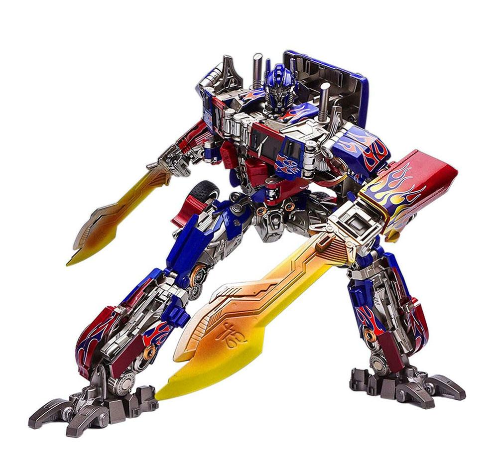 Muñeco Optimus Prime Wei Jiang SS-05