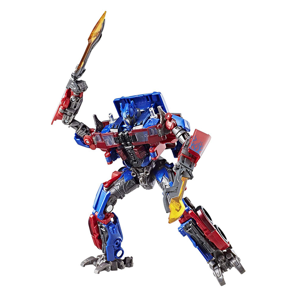 Muñeco de Optimus Prime Studio Series