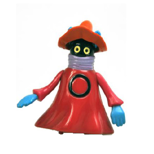 Muñeco de Orko He-Man vintage
