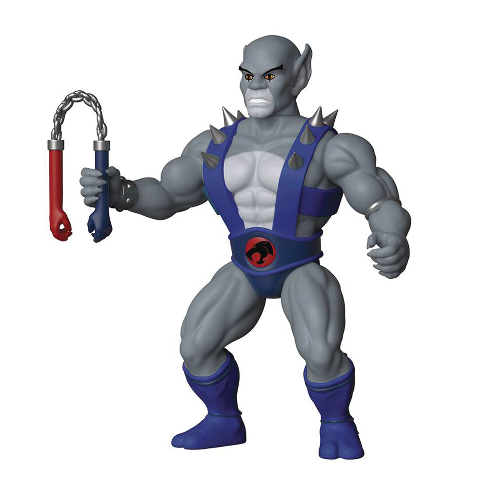 Muñeco de Panthro Thundercats Savage World