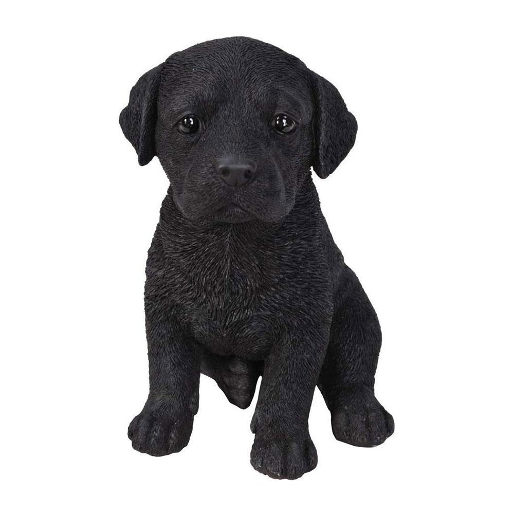Muñecos realistas de animales: Perro Labrador