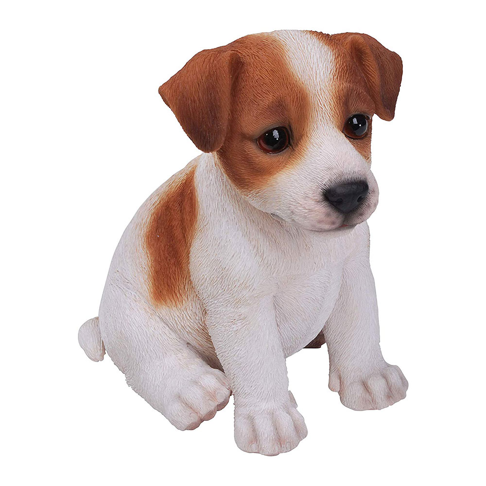 Muñecos realistas de animales: Cachorro