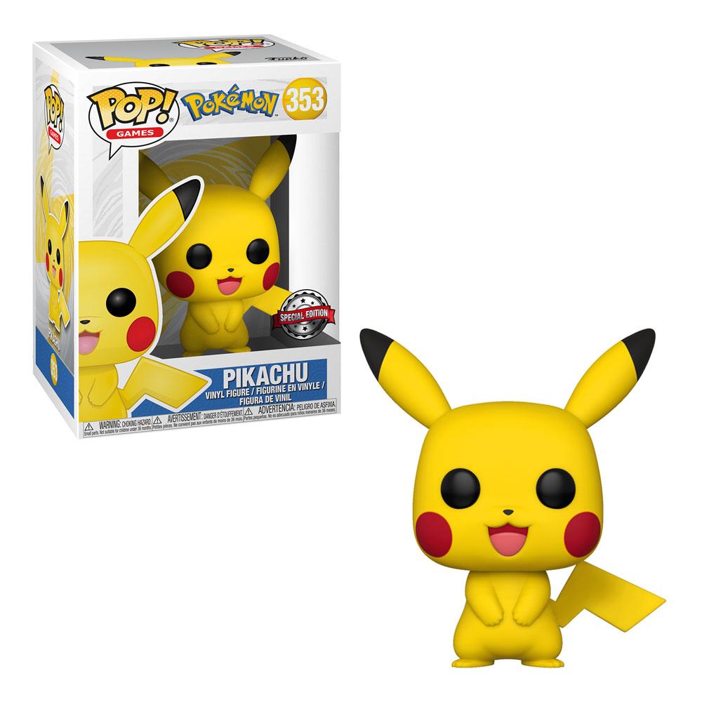 Muñeco Pikachu Funko Pop