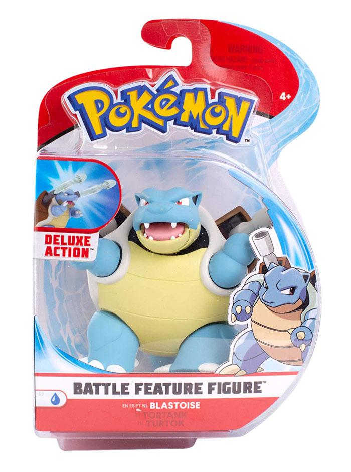 Muñeco Pokémon Blastoise