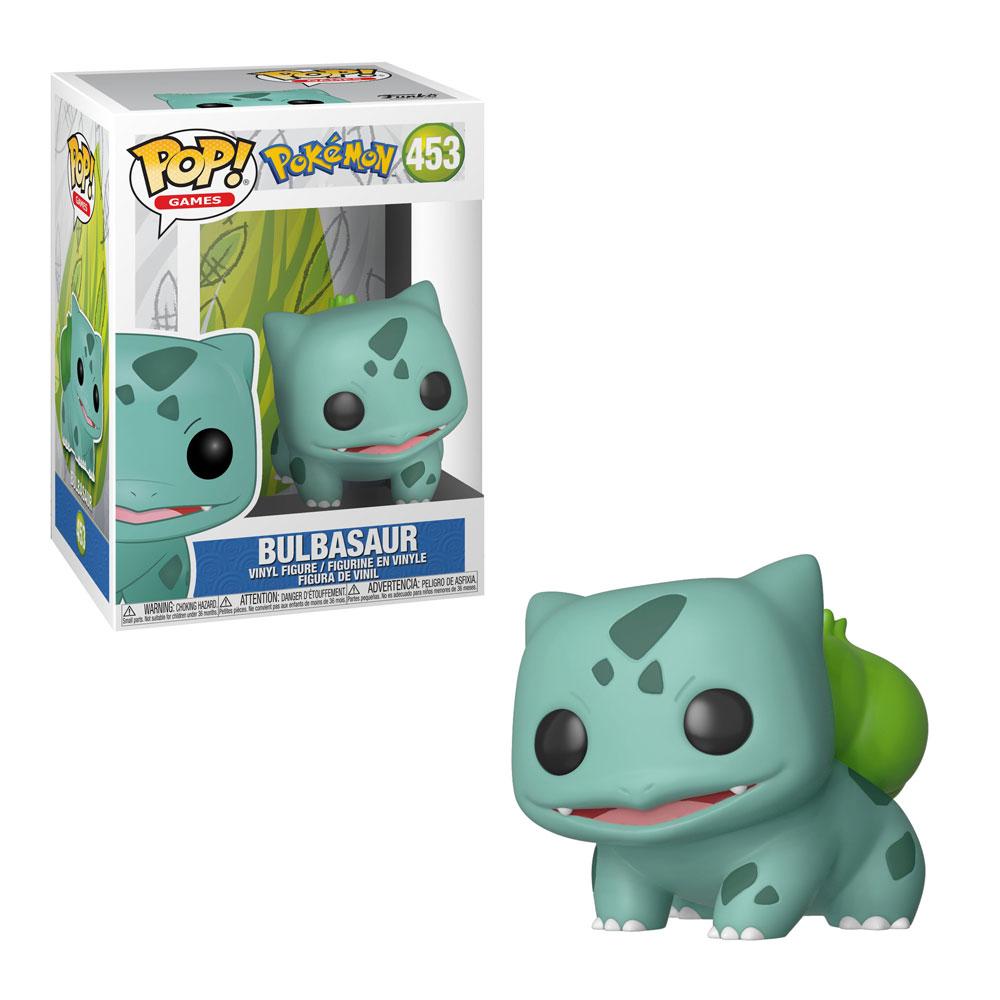 Muñeco Bulbasaur Funko Pop Pokémon