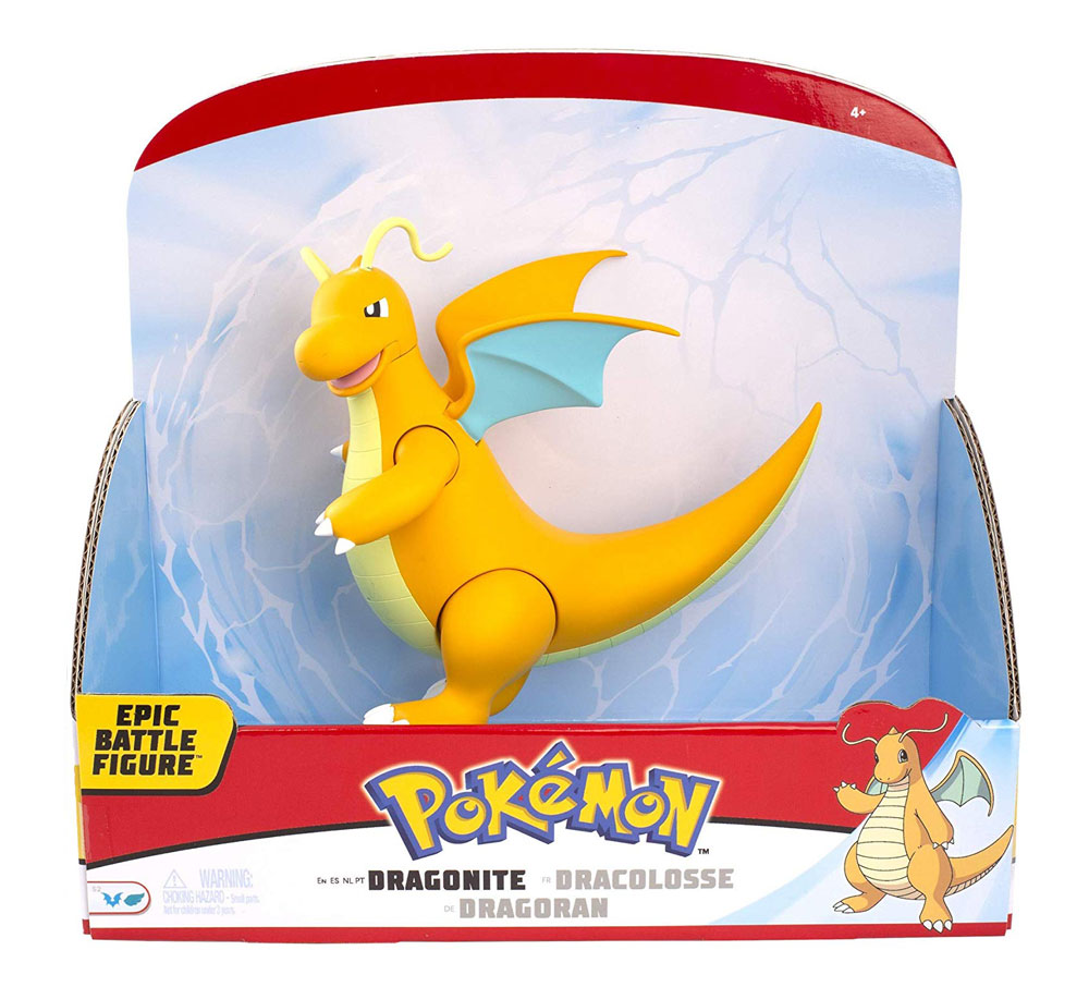 Muñeco Pokémon Dragonite