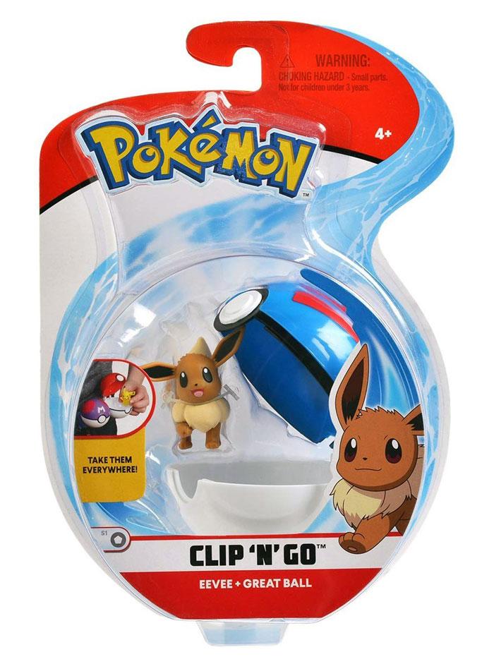Muñeco Pokémon Eevee