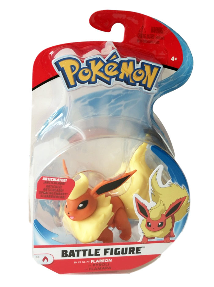 Muñeco Pokémon Flareon
