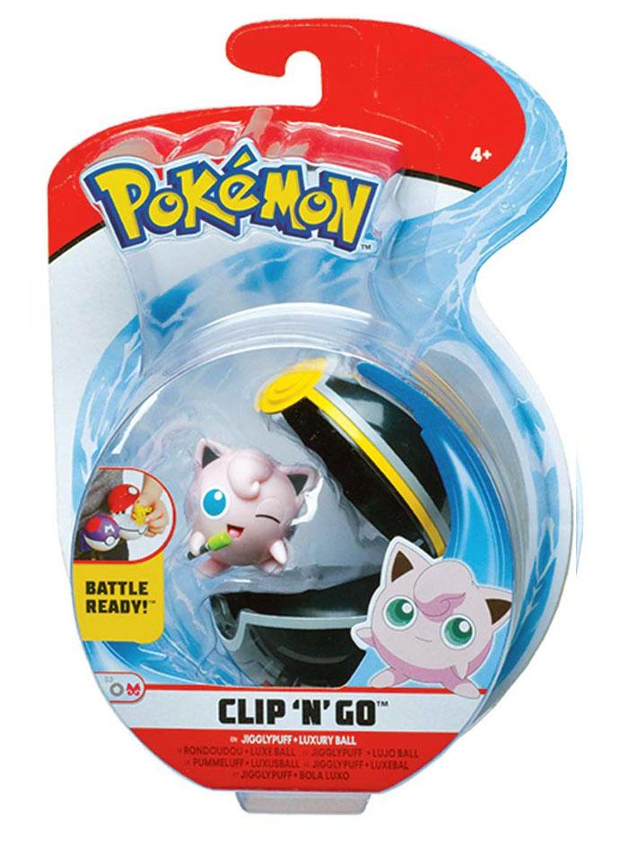 Muñeco Pokémon Jigglypuff