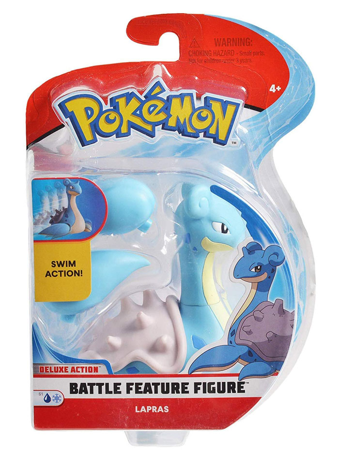 Muñeco Pokémon Lapras