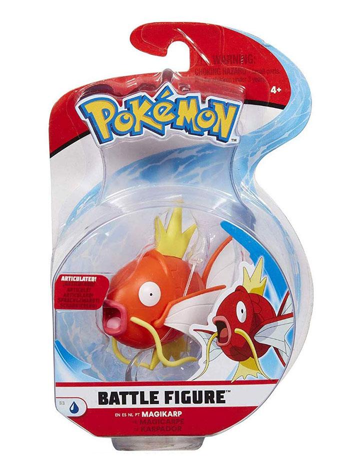 Muñeco Pokémon Magikarp