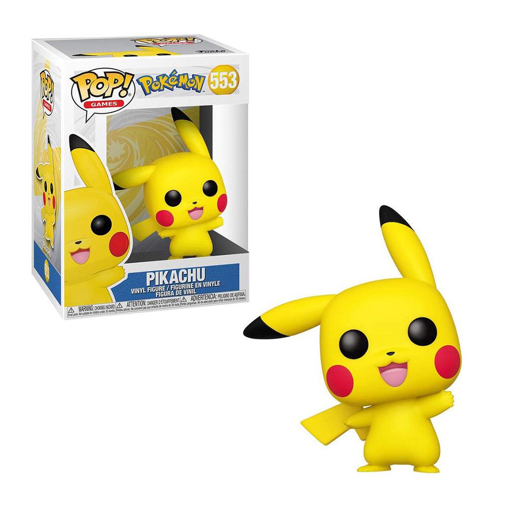 Muñeco Pikachu Funko Pop Pokémon