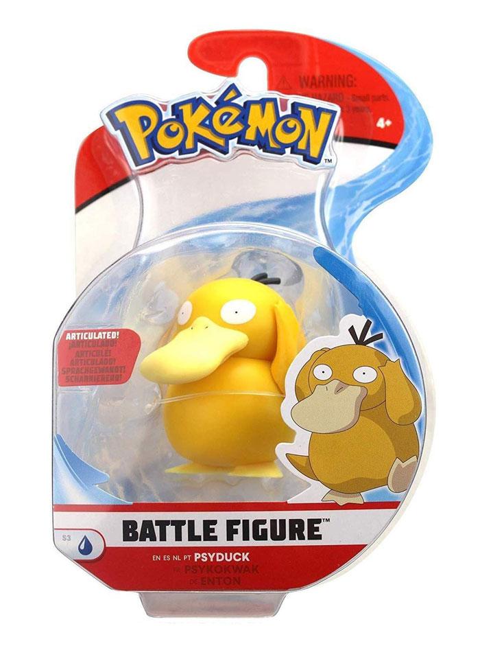 Muñeco Pokémon Psyducjk