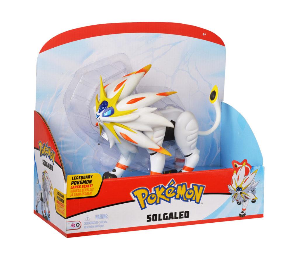 Muñeco Pokémon Solgaleo