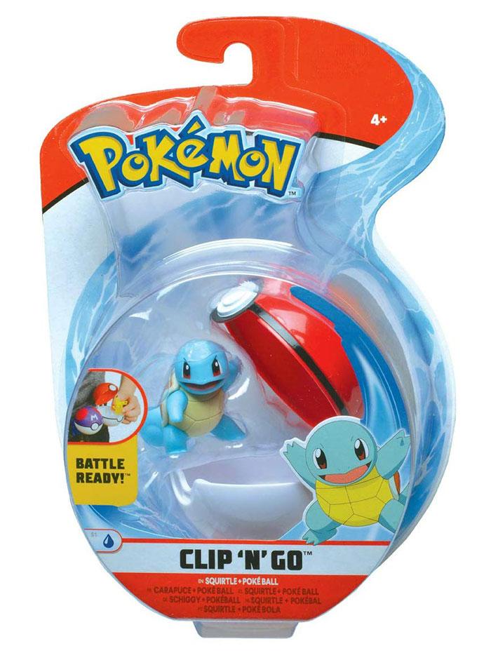 Muñeco Pokémon Squirtle