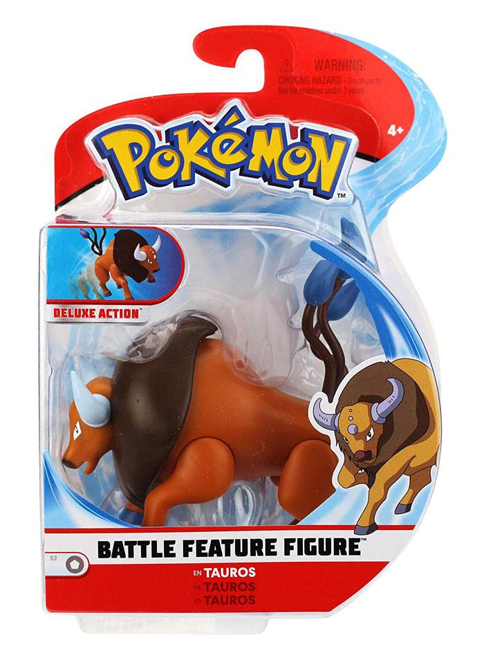 Muñeco Pokémon Tauros