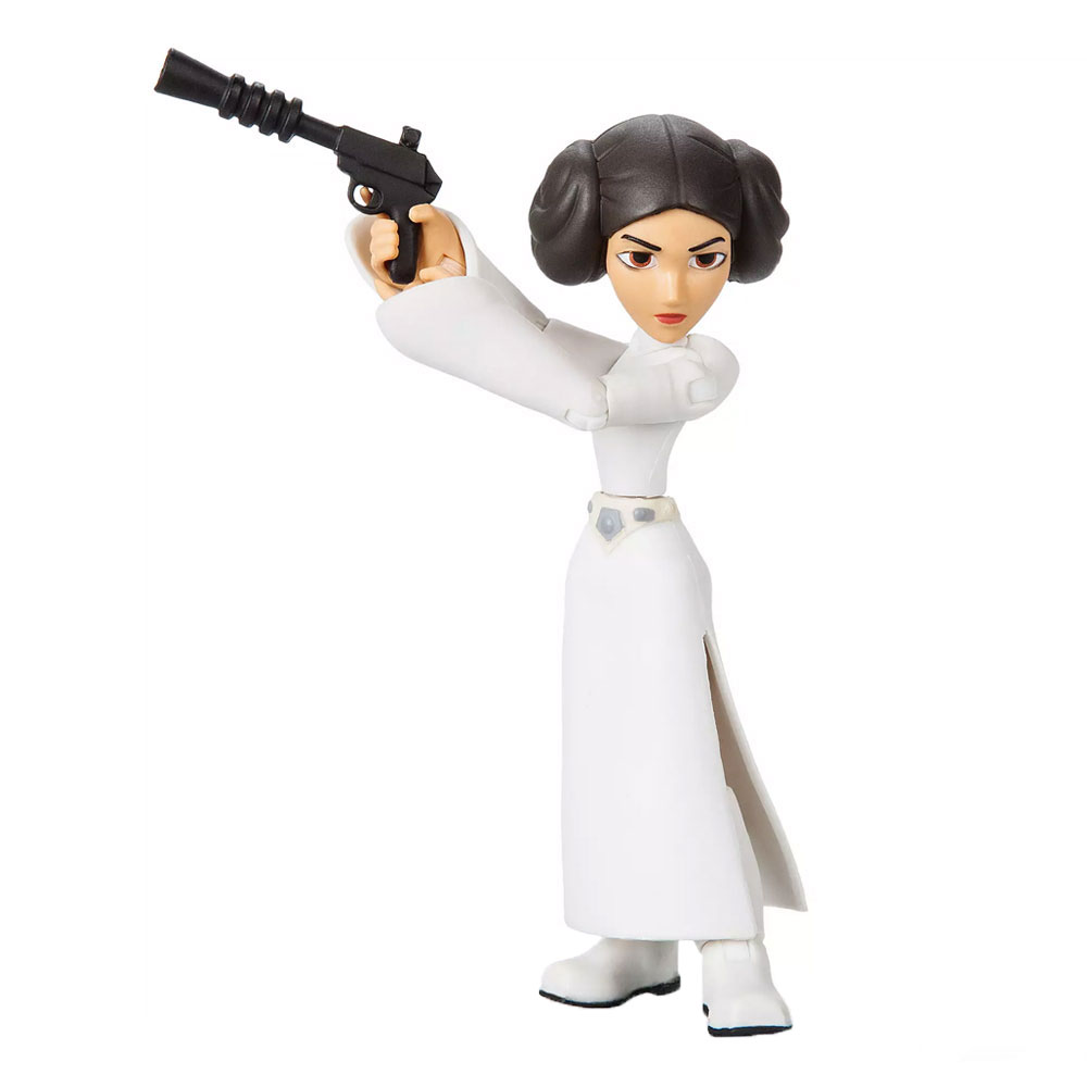 Muñeco Princess Leia Star Wars Toybox