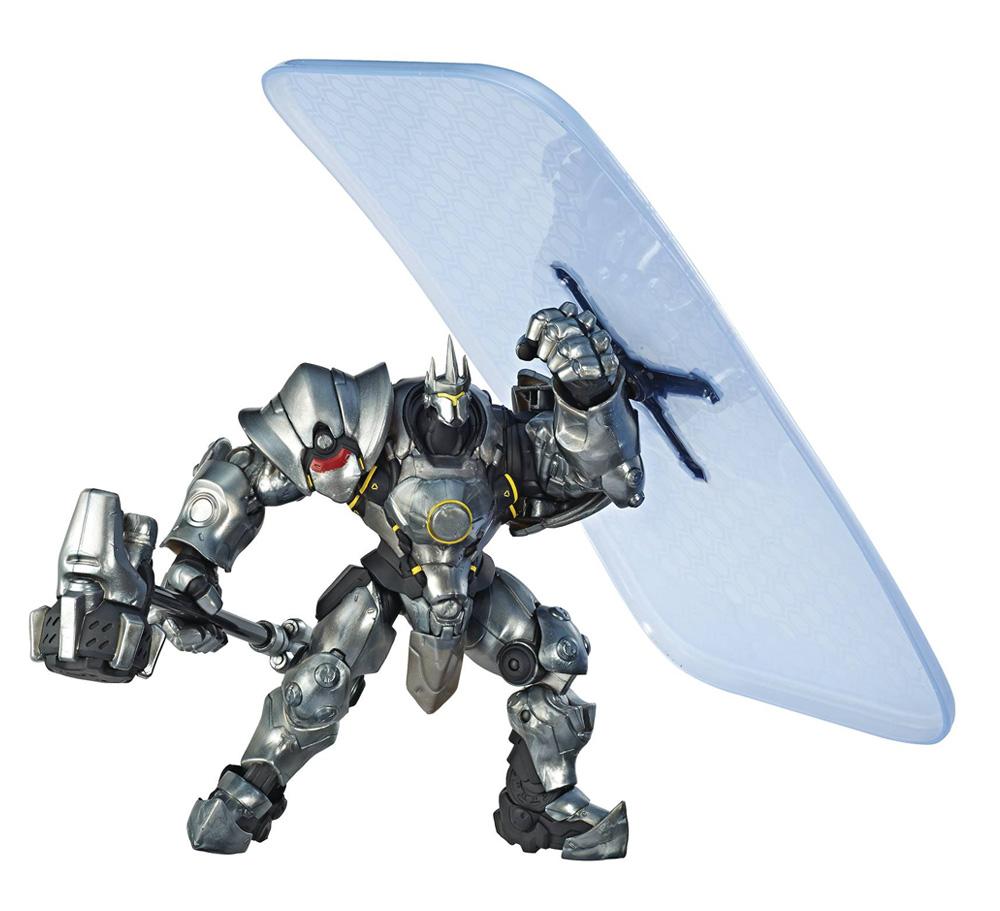 Muñeco de Reinhardt Overwatch Ultimates