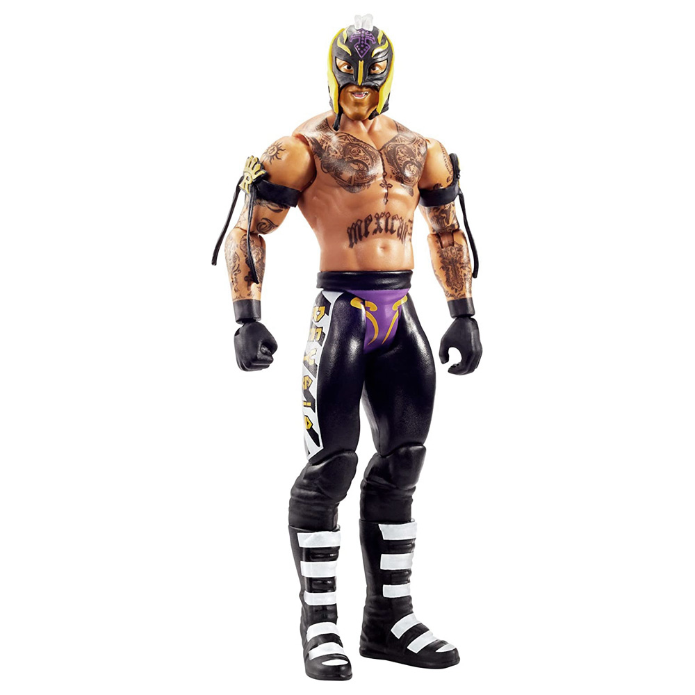 Muñeco de Rey Mysterio WWE